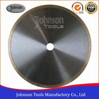 "Wholesale 12"" Ceramic Tile Saw Blades For Wet Cutting Hs Code 82023910 from china suppliers"