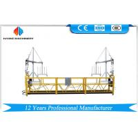Quality 1m Customized Painted / Aluminum Single Person Suspended Platform Cradle ZLP100 for sale