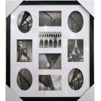 Wholesale wholesale plastic photo frame black photo frame multi photo frame square photo frame from china suppliers