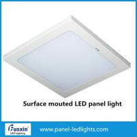 Quality No Flicker Panel LED Lights Dimmable Led Edge Lit Panels 2000lm - 2200lm For Room for sale