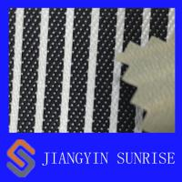 Wholesale Polyester Striped Nylon Oxford Fabric , Nylon Cotton Oxford Cloth Fabric from china suppliers