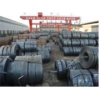 Wholesale Q195 / Q235B Hot Rolled Steel Strips AISI ASTM BS , Thickness 1mm - 7mm from china suppliers