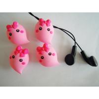 Wholesale Business Gifts Silicone Cable Winder for Mobile Phone Wires for Kids from china suppliers