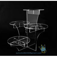 Wholesale CD (20) crystal cake stand from china suppliers