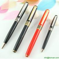 Wholesale metal roller pen, high quality laser engraved roller pen,engraved metal roller pen from china suppliers