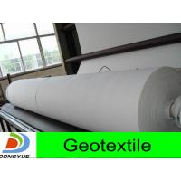 Wholesale 100%Pet Spunbond Needle Punched Nonwoven Geotextile Fabric For Road from china suppliers