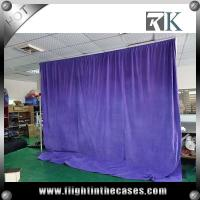 Wholesale Backdrop pipe and drape for wedding curtain stand top wedding drape stand from china suppliers