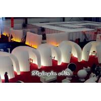 Buy cheap Customized Inflatable Spiral Tent, Inflatable Wall for House and Meetings from wholesalers