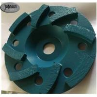 Wholesale Professional Diamond Grinding Tools Diamond Cup Wheel For Grinding Concrete 100mm from china suppliers