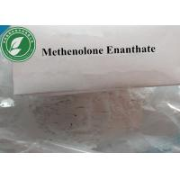 Quality Androgenic Steroid Powder Methenolone Enanthate For Muscle Growth CAS 303-42-4 for sale