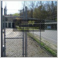 Wholesale China Wire Fencing suppliers, Electro Galvanized Chain Link Fence,black chain Link fence from china suppliers