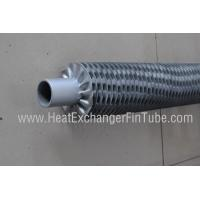 Wholesale A179 / A192 / SA210 SMLS Carbon Steel tube , OD25.4mm I Type Threaded Steel Fin Tube from china suppliers