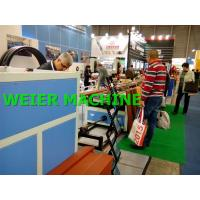 Wholesale Automatic WPC Profile Extrusion Line For outdoor Decking / Pallets / Packing Plates from china suppliers