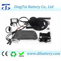 Wholesale 48v 14ah ebike battery with charger and 750w 48V bafang/8fun motor kit from china suppliers