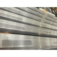 Wholesale Wire - draw CNC Machining Aluminium Extrusion Profiles for Sound Equipment from china suppliers