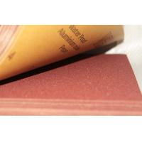 Wholesale WEEM Fine Grit Aluminum Oxide Waterproof Sandpaper For Wet / Dry from china suppliers