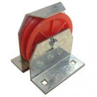 "Buy cheap 3 1/2"" Vertical Nylon Pulley from wholesalers"