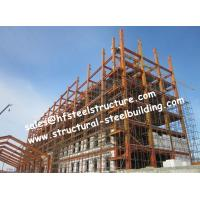 Wholesale Steel structure building hotel project pre-fabricated steel buildings construction from china suppliers