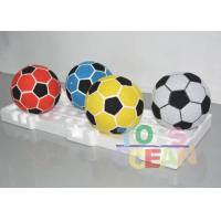 Wholesale Colorful Velcro Soccer Balls For Football Dart Board game Sticky Cover Football from china suppliers
