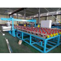 Wholesale Horizontal Automatic Glass Seaming Machine / Four Side Glass Edging Machine from china suppliers