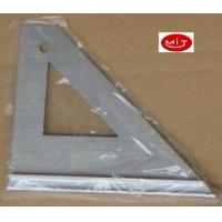 Wholesale Stainless Steel Ruler Tape Measure Angle 45 °and 90°Square With Aluminum Narrow Base from china suppliers