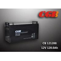 Wholesale CB121200 12V 120AH High Capacity Lead Acid Battery Non Spillable Maintenance Free from china suppliers