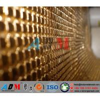 Wholesale Architectural Decorative Metal Mesh Curtain, Metal Drapery, Decorative Wire Mesh Curtain from china suppliers