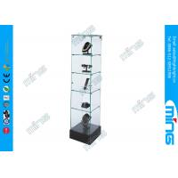 Wholesale Frameless Adjustable Glass Display Showcases Counter For Retail Shops from china suppliers