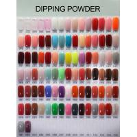Quality 2017 newest nail dip powder, nail dipping system lost  lasting for sale