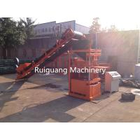 Wholesale small capacity hydraulic clay brick machine from china suppliers