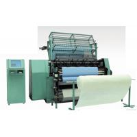 Wholesale Multi-span Computerised Multi-needle Automatic Quilting Machine With Auto Lift Needle from china suppliers