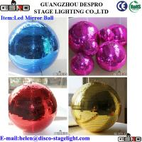 Wholesale Colorful Entertainment LED Magic Ball Light Mini Rotating Stage Light from china suppliers