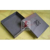 Wholesale Small Candle Gift Boxes Rectangle , Cardboard Packing Boxes For Moving from china suppliers