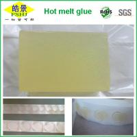 Wholesale Polyester Non - Toxic Hot Melt Adhesive Glue For Removable Plastic Point / No Drawing from china suppliers