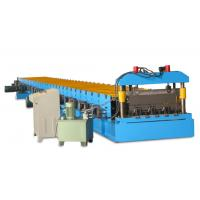 Wholesale 22.0KW 20m/min High Speed Metal Deck Roll Forming Machinery For The Structural Contrete from china suppliers
