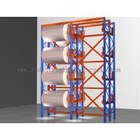 Wholesale Industrial Heavy Duty Pallet Rack , Adjustable Rolling Storage Racks from china suppliers