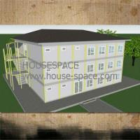 Wholesale Mobile Office Containers , Economical Container Apartment ,Steel Modular House from china suppliers