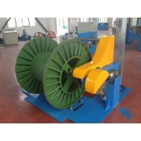 Wholesale Wire Take Up PVC Extruder Machine Big Shaft Cable Sheathing Line from china suppliers