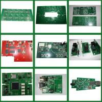 Wholesale FR4  FR-1 FR-2 4 layer rigid pcb board for electronics 0.5 to 3.0 oz from china suppliers