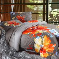 Wholesale Different Designs Home Bedding Comforter Sets , Full Size Bed Comforter Sets from china suppliers