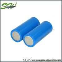 Wholesale Longest Lasting 26650 E Cig Battery For Vapor Mod , Electronic Cig Battery from china suppliers