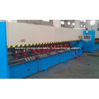 Quality Pneumatic Sheet CNC Slotting Machine V Grooving 1.23m Feeding Deivce for sale