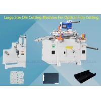 Wholesale Polyslider Washer Auto Die Cutter Machine / PVC Die Cutting Machine Large Area from china suppliers