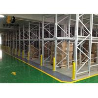 Wholesale Powder Coating Galvanization Rack Drive In Pallet Racking 500-2000kg Per Layer from china suppliers