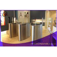 Wholesale Pedestrian Retractable Turnstile Security Systems Sliding Door from china suppliers