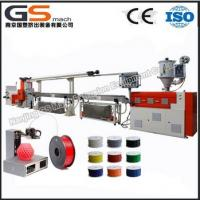 Wholesale high quality plastic filament extruding machine from china suppliers