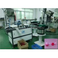 Wholesale Wooden Cap Assembly Machine , Automatic Closing Fraise Machines from china suppliers