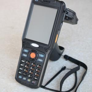 Handheld UHF RFID Reader Android With Free SDK Demo GPRS/GSM Bluetooth Wifi Reader
