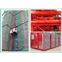 Wholesale 1000kg Capacity Construction Site Lift Hoisting Equipment , Industrial Elevators And Lifts from china suppliers