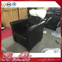 Buy cheap Hair salon equipment furniture used hair salon stations high quality luxury shampoo chair from wholesalers